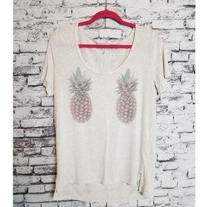 Pink Pineapple Top